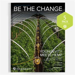 Picture of Be The Change Magazine 5-Pack